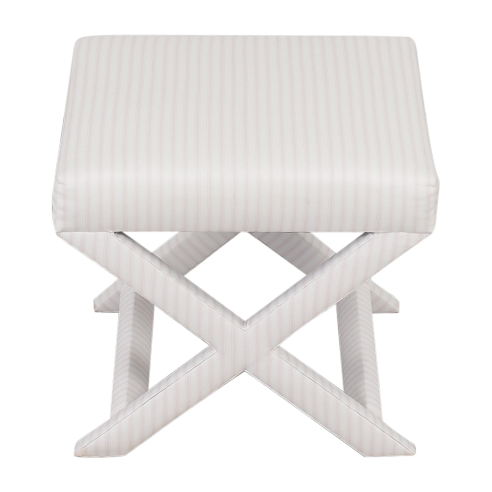 buy The Inside Classic Ticking Stripe X Bench The Inside Chairs