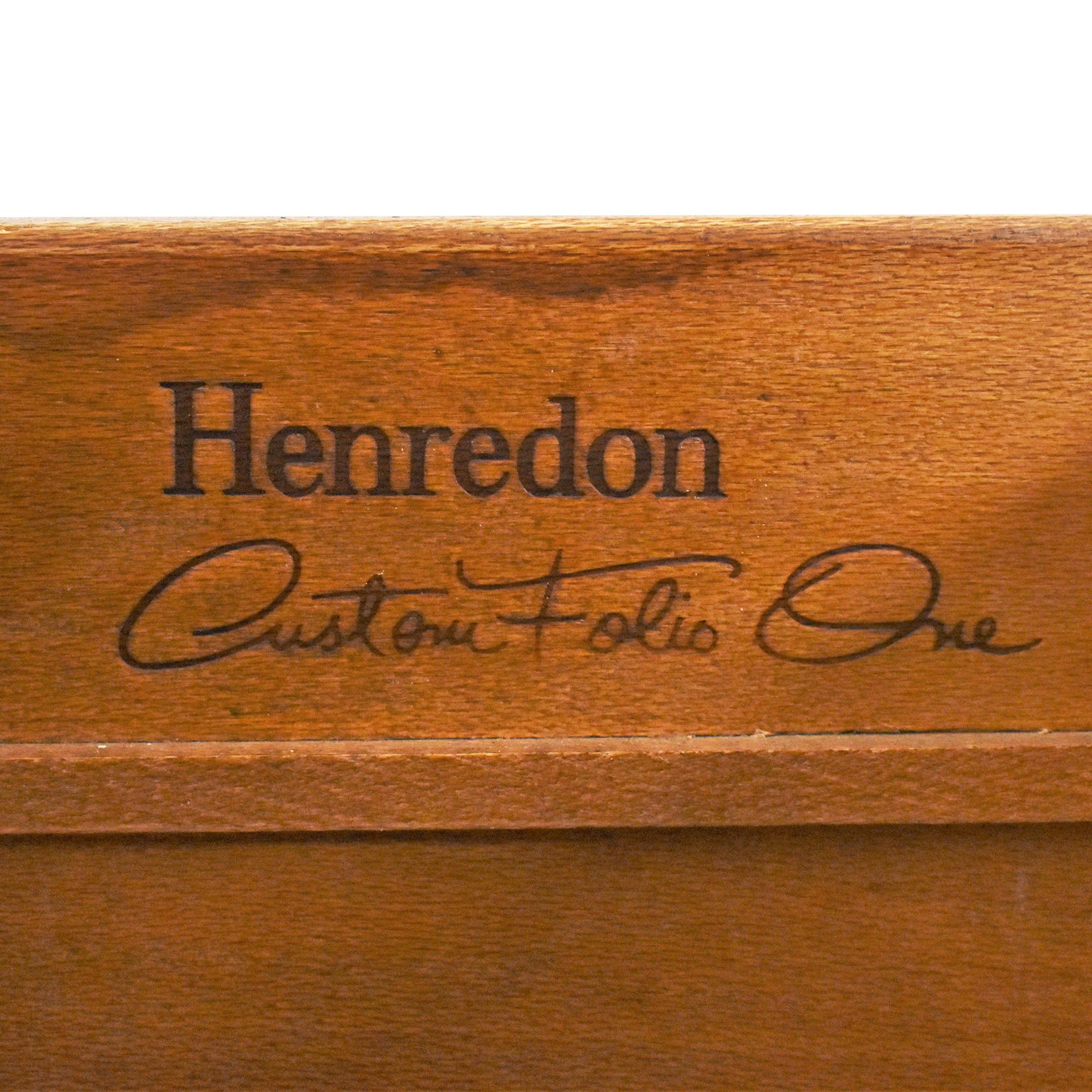 Henredon Furniture Henredon Eleven Drawer Triple Dresser coupon