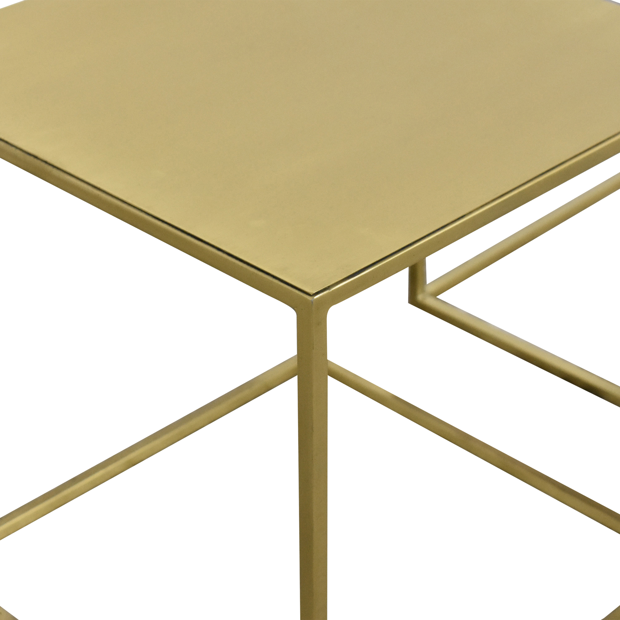 Custom Cube End Tables on sale