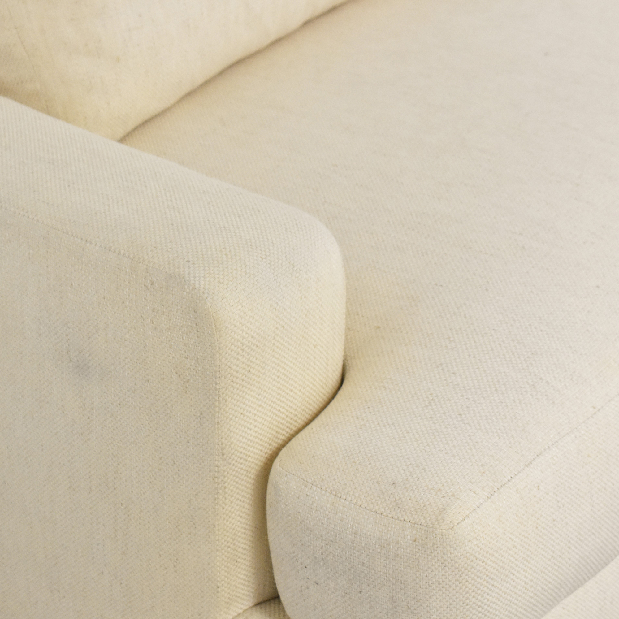 shop Bloomingdale's Bloomingdale's by Barbara Barry Oval Collection Sofa online
