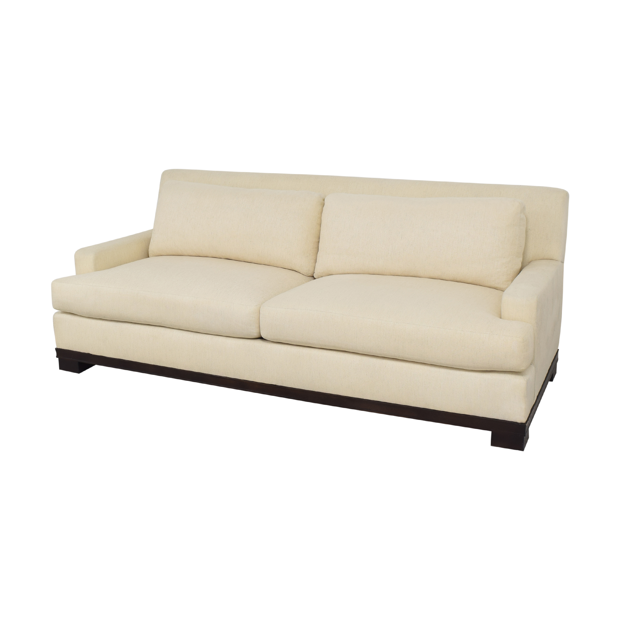 buy Bloomingdale's Bloomingdale's by Barbara Barry Oval Collection Sofa online
