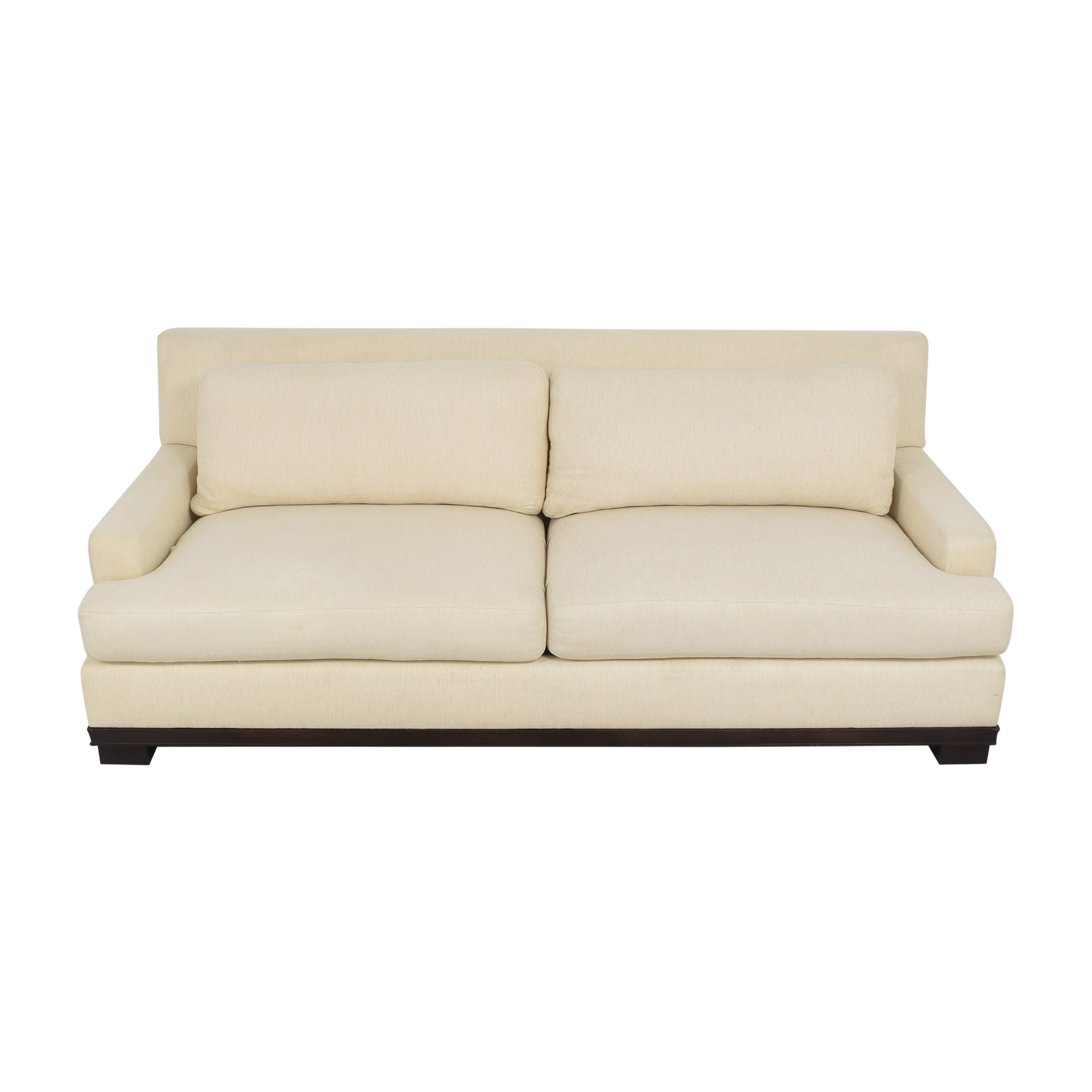 shop Bloomingdale's by Barbara Barry Oval Collection Sofa Bloomingdale's Classic Sofas