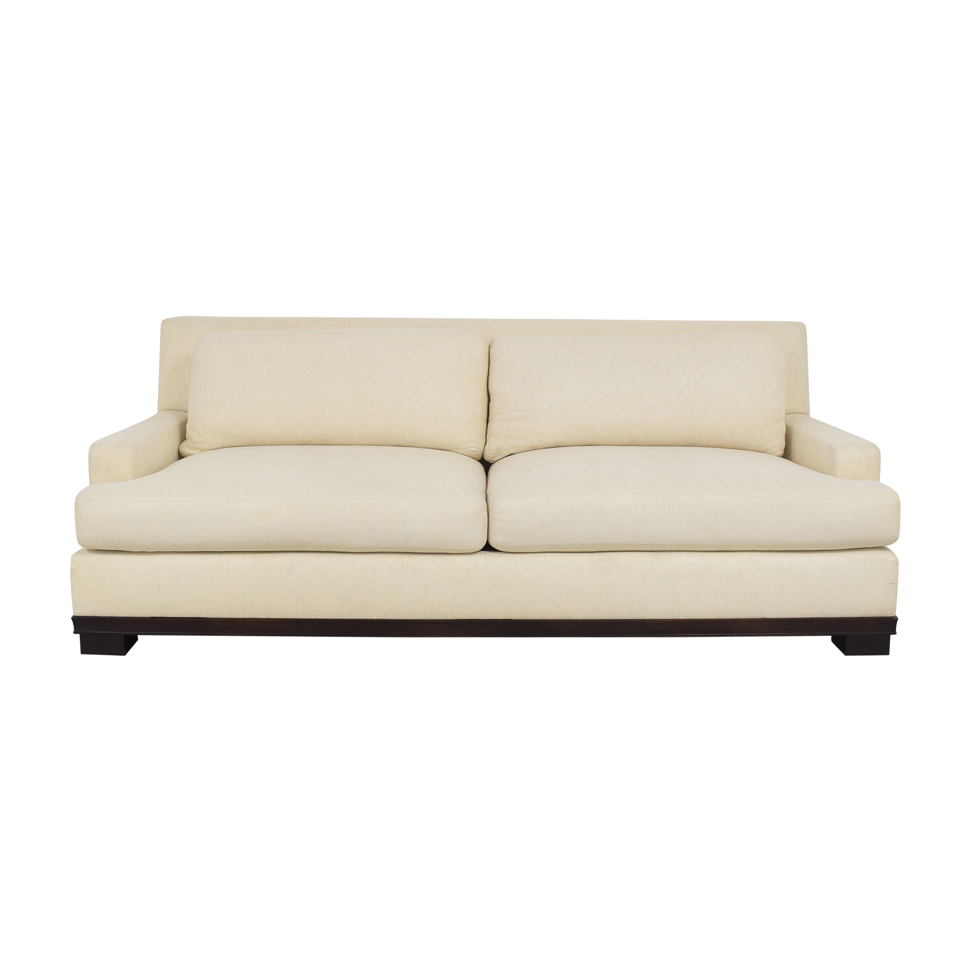 Bloomingdale's Bloomingdale's by Barbara Barry Oval Collection Sofa price