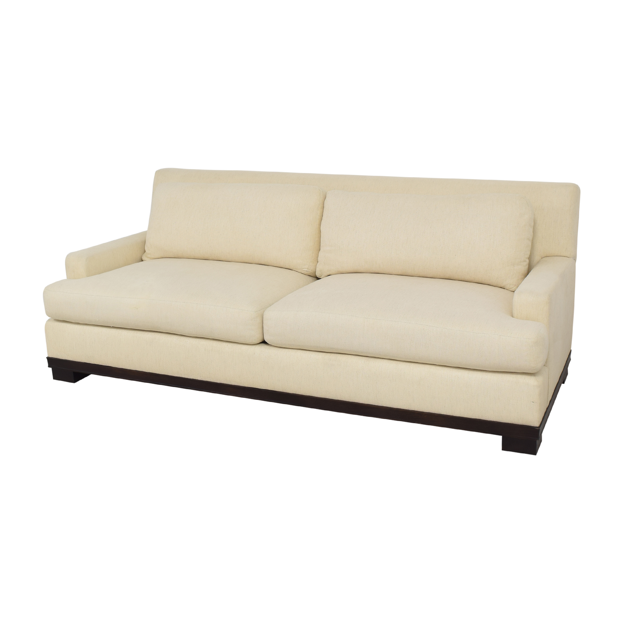 Bloomingdale's Bloomingdale's by Barbara Barry Oval Collection Sofa coupon