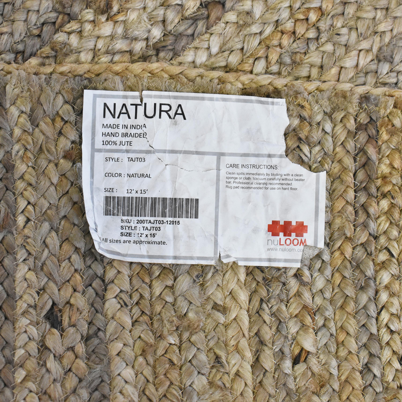 shop nuLOOM nuLOOM Natura Rigo Rug online
