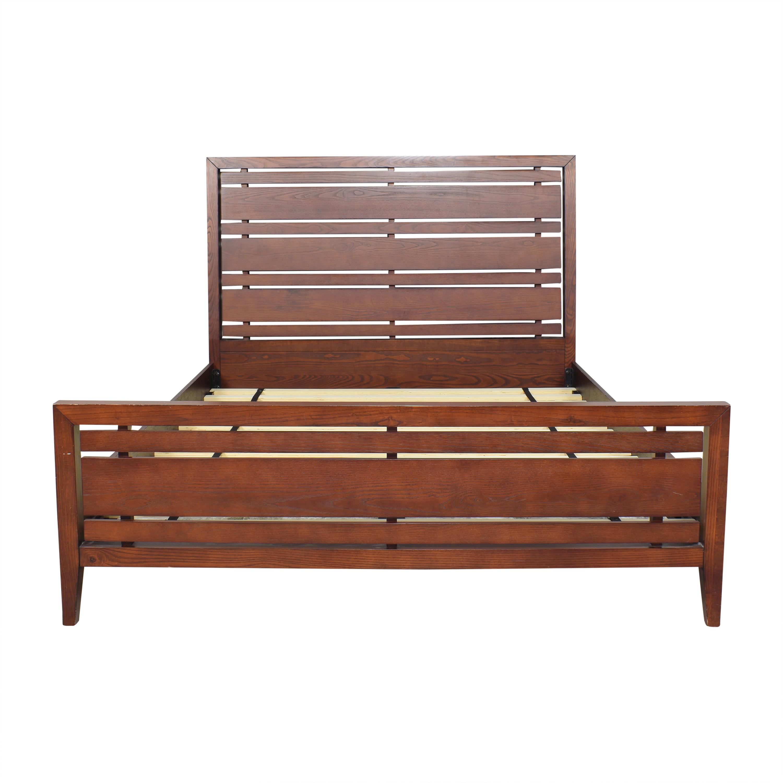Crate & Barrel Crate & Barrel Queen Bed second hand