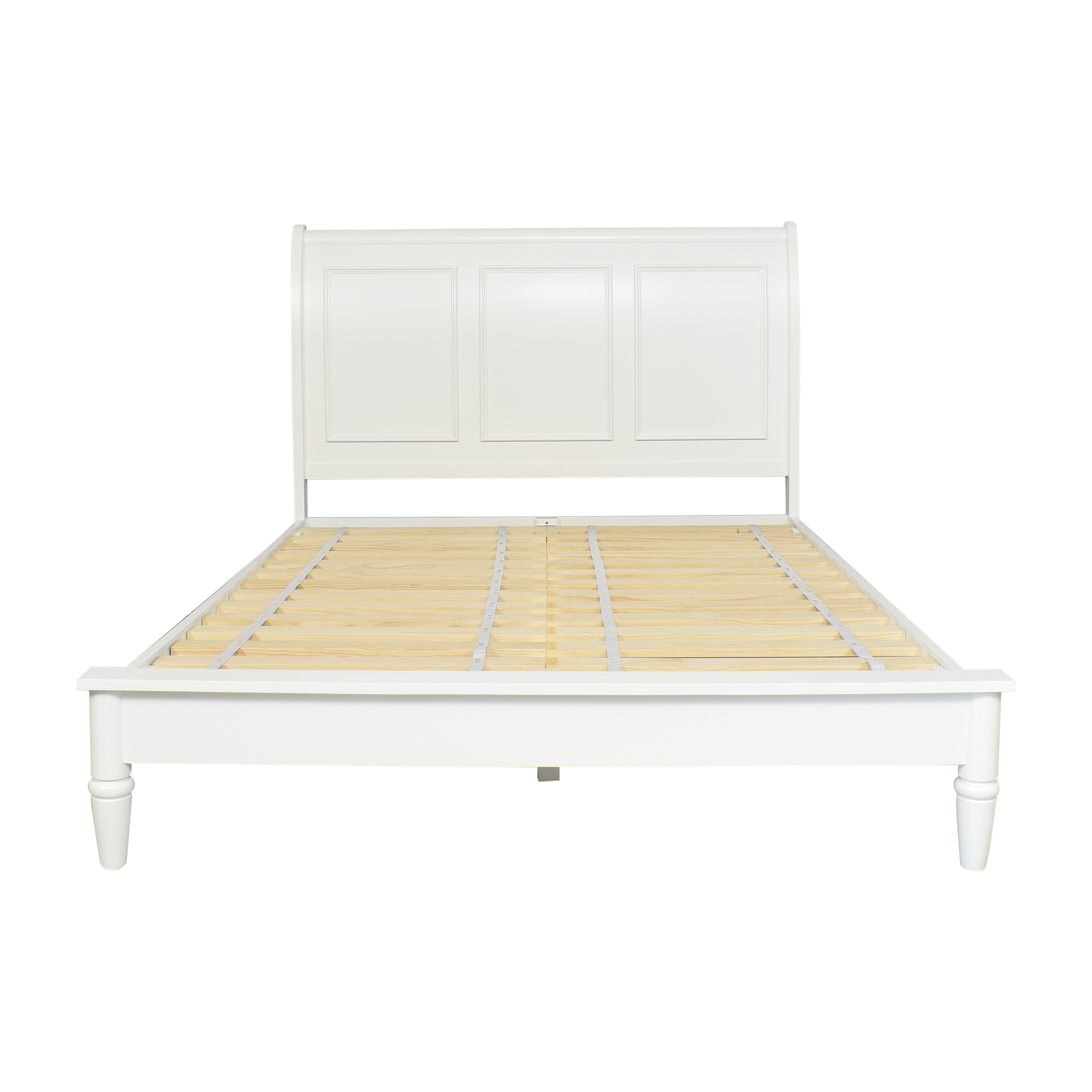 Pottery Barn Pottery Barn Crosby Queen Bed dimensions