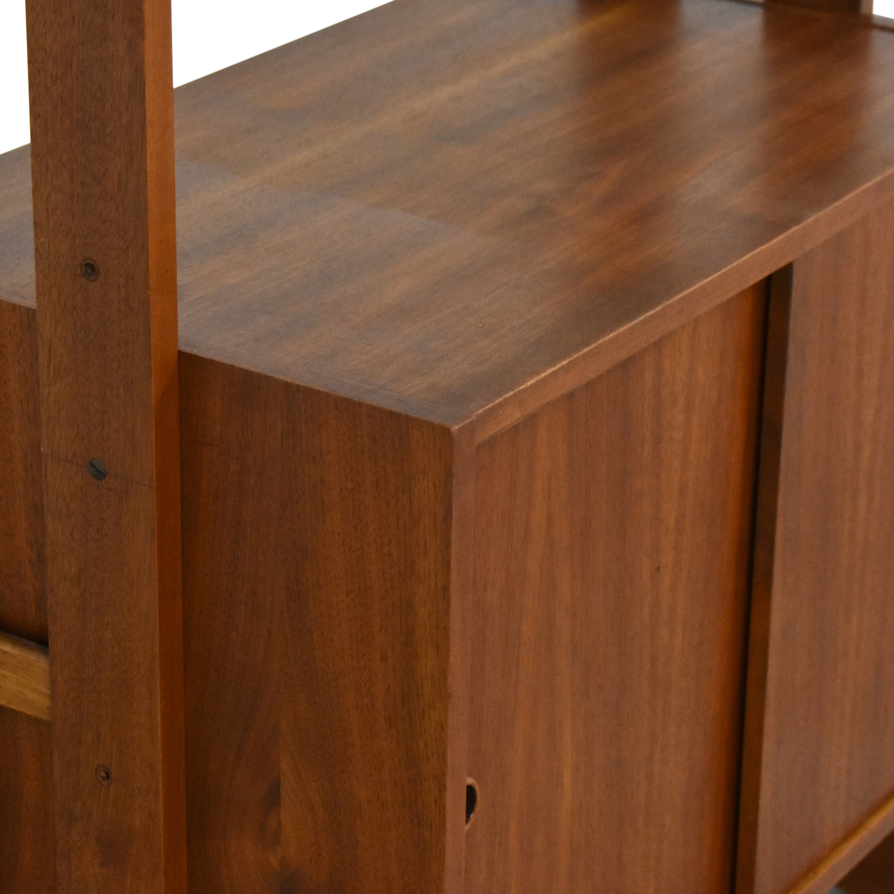 shop Mid-Century Tall Cabinet