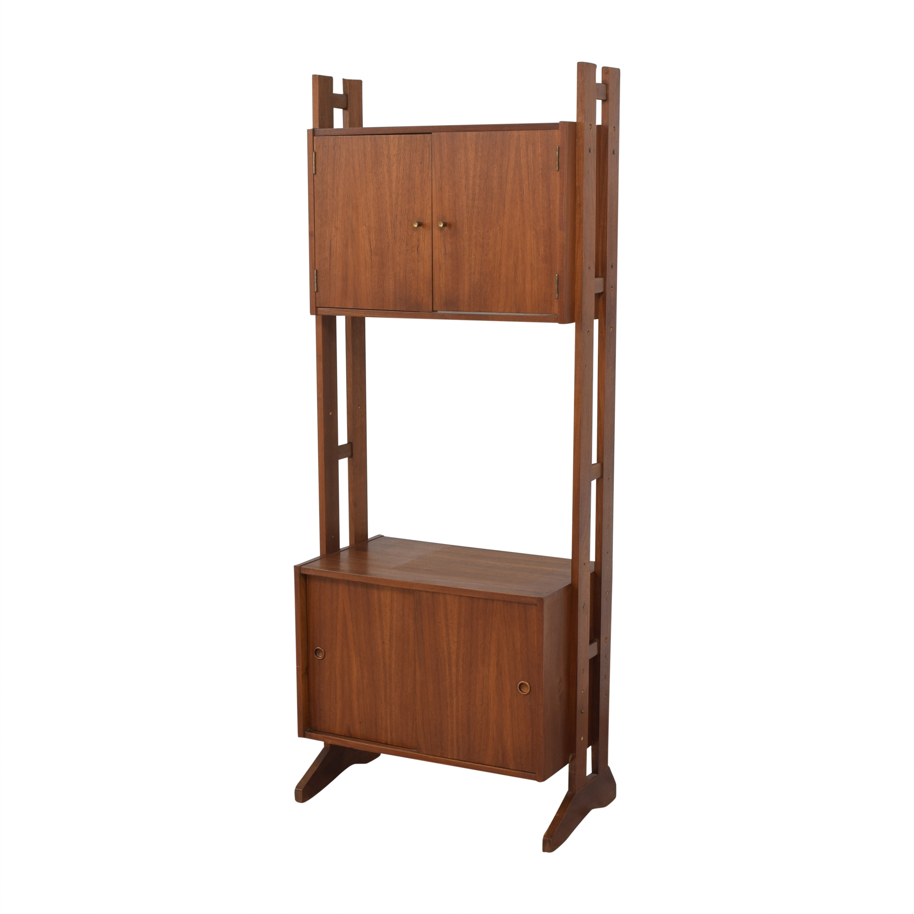 buy  Mid-Century Tall Cabinet online