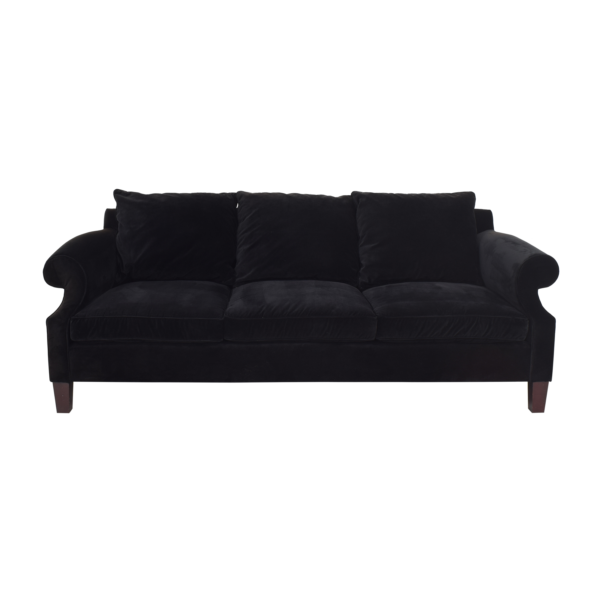 Ralph Lauren Home Roll Arm Sofa / Sofas