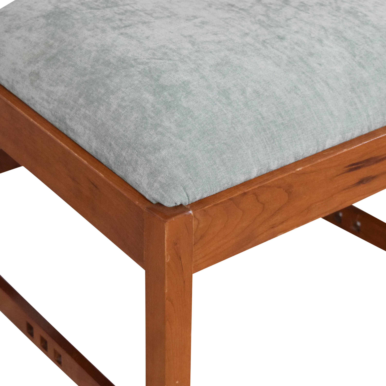 Stickley Furniture Stickley Furniture 21st Century Lattice Dining Side Chairs nj