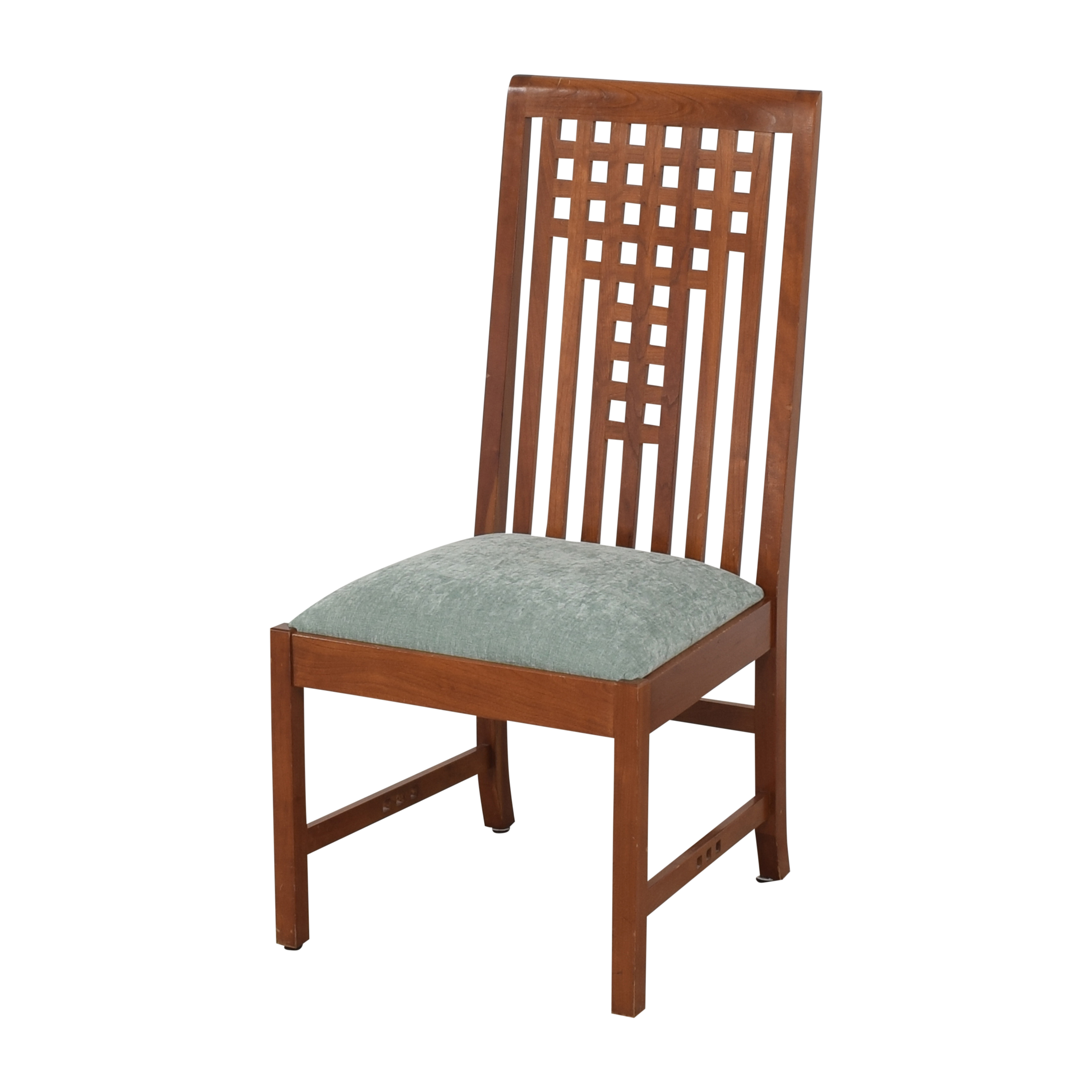 Stickley Furniture Stickley Furniture 21st Century Lattice Dining Side Chairs ct