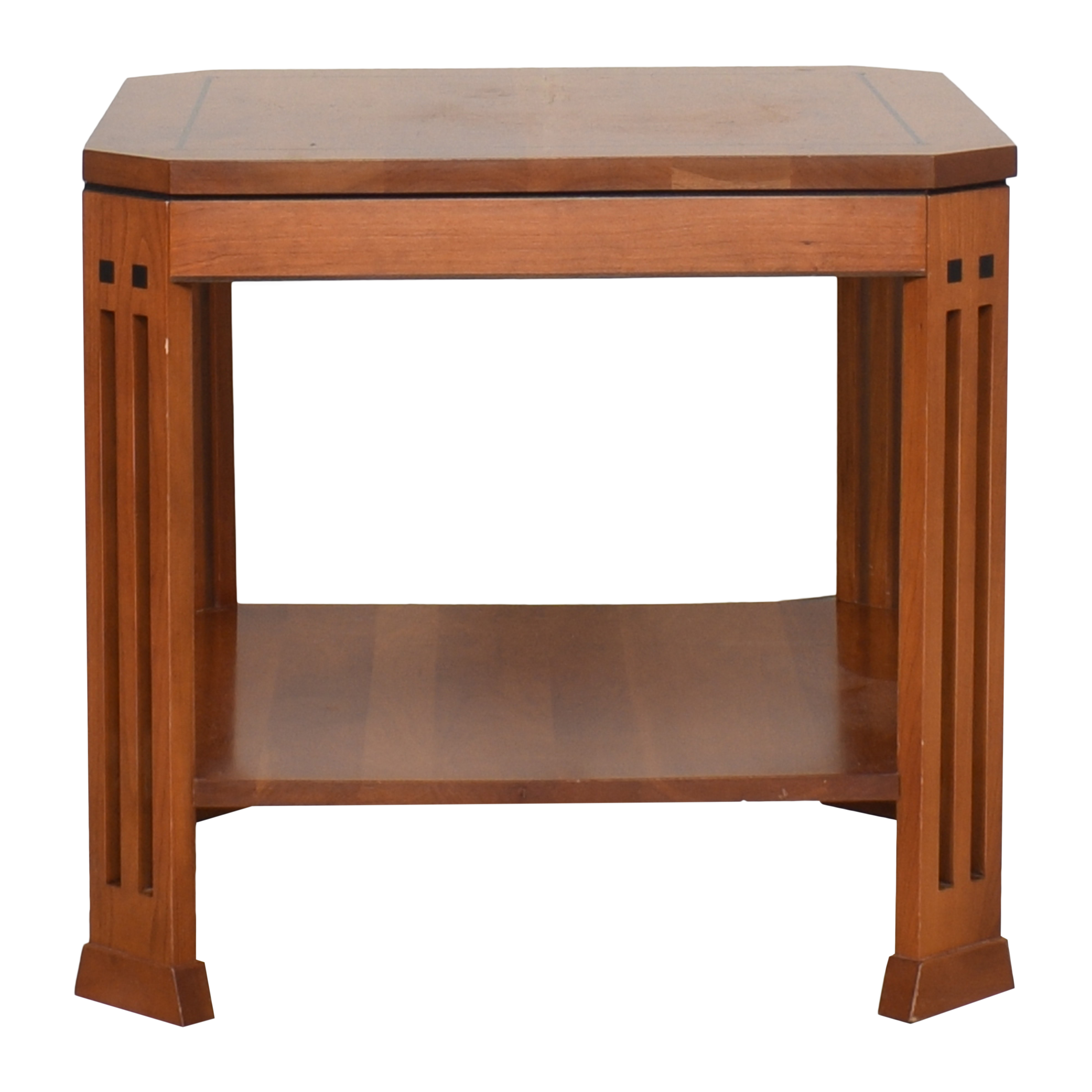 Stickley Furniture Stickley Furniture 21st Century Square Lamp Table Tables