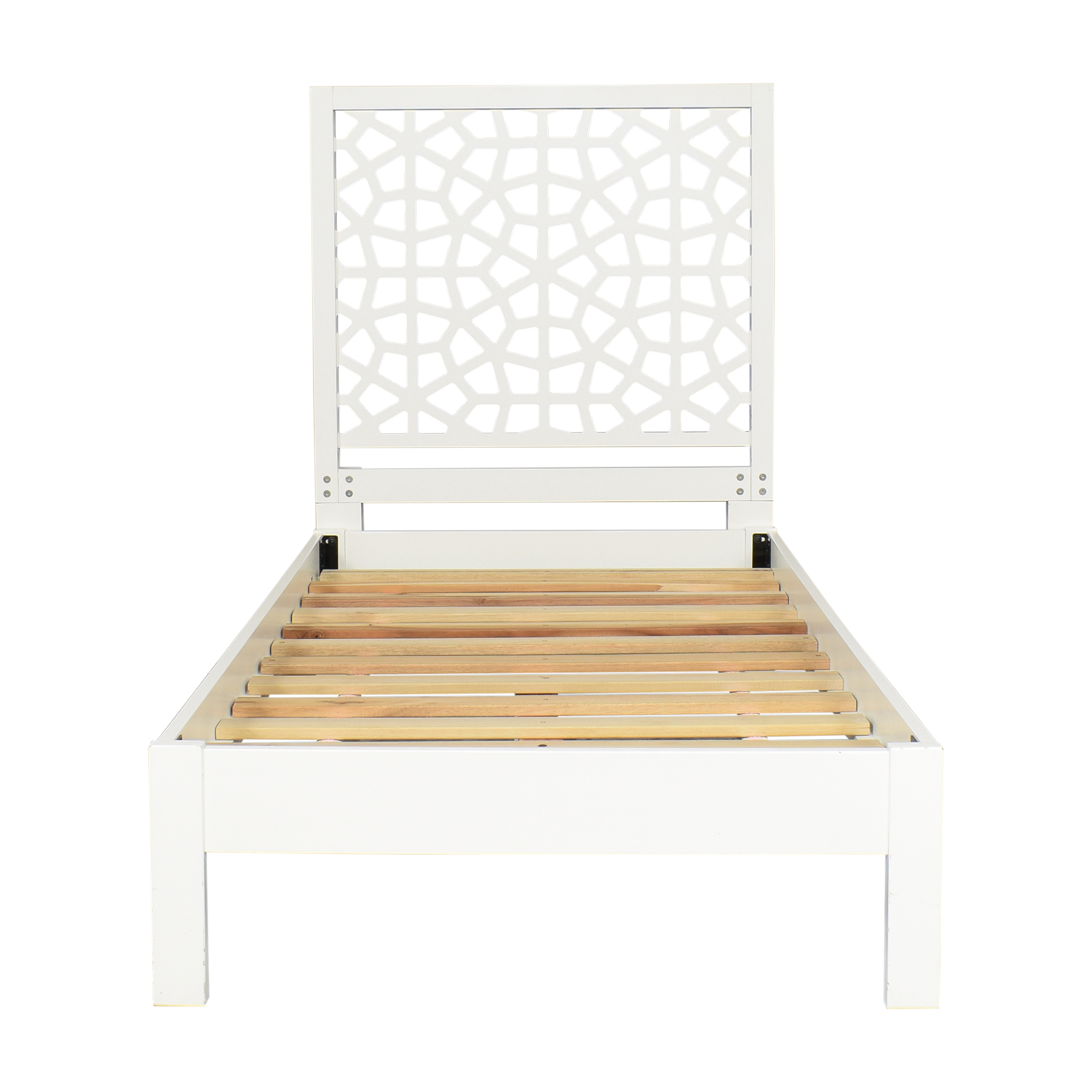 West Elm West Elm Morocco Twin Bed second hand