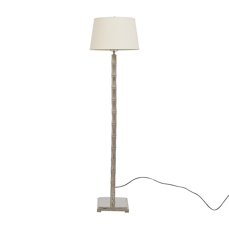Pottery Barn Pottery Barn Bamboo-Style Floor Lamp ma