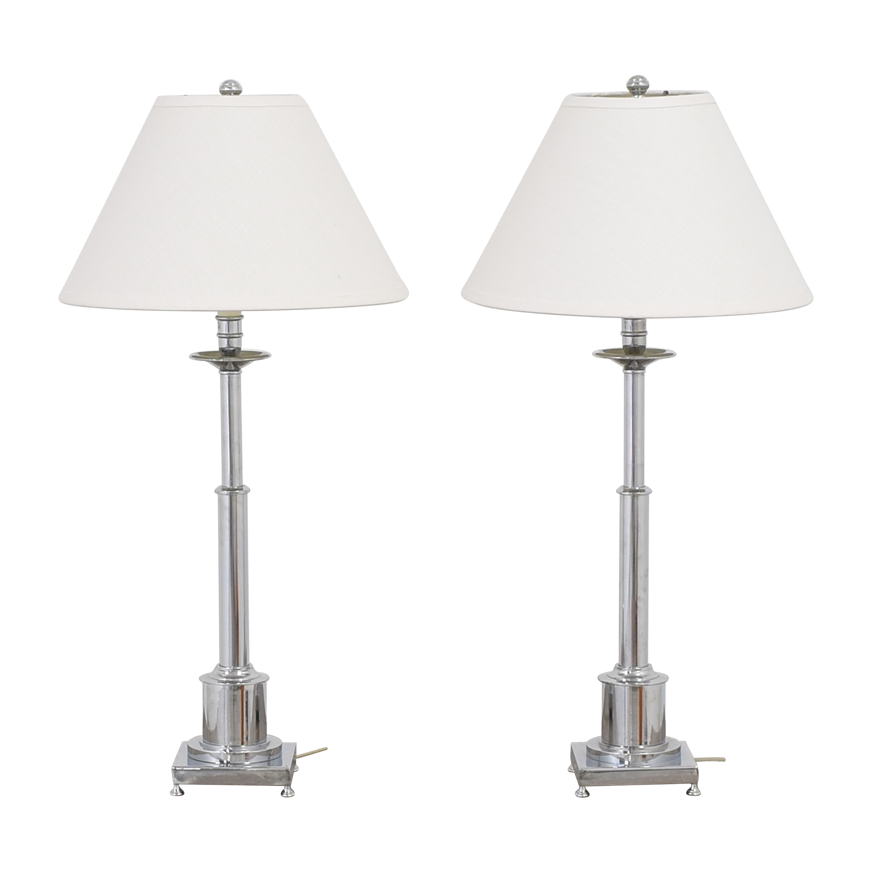 Restoration Hardware Restoration Hardware Adjustable Table Lamps on sale