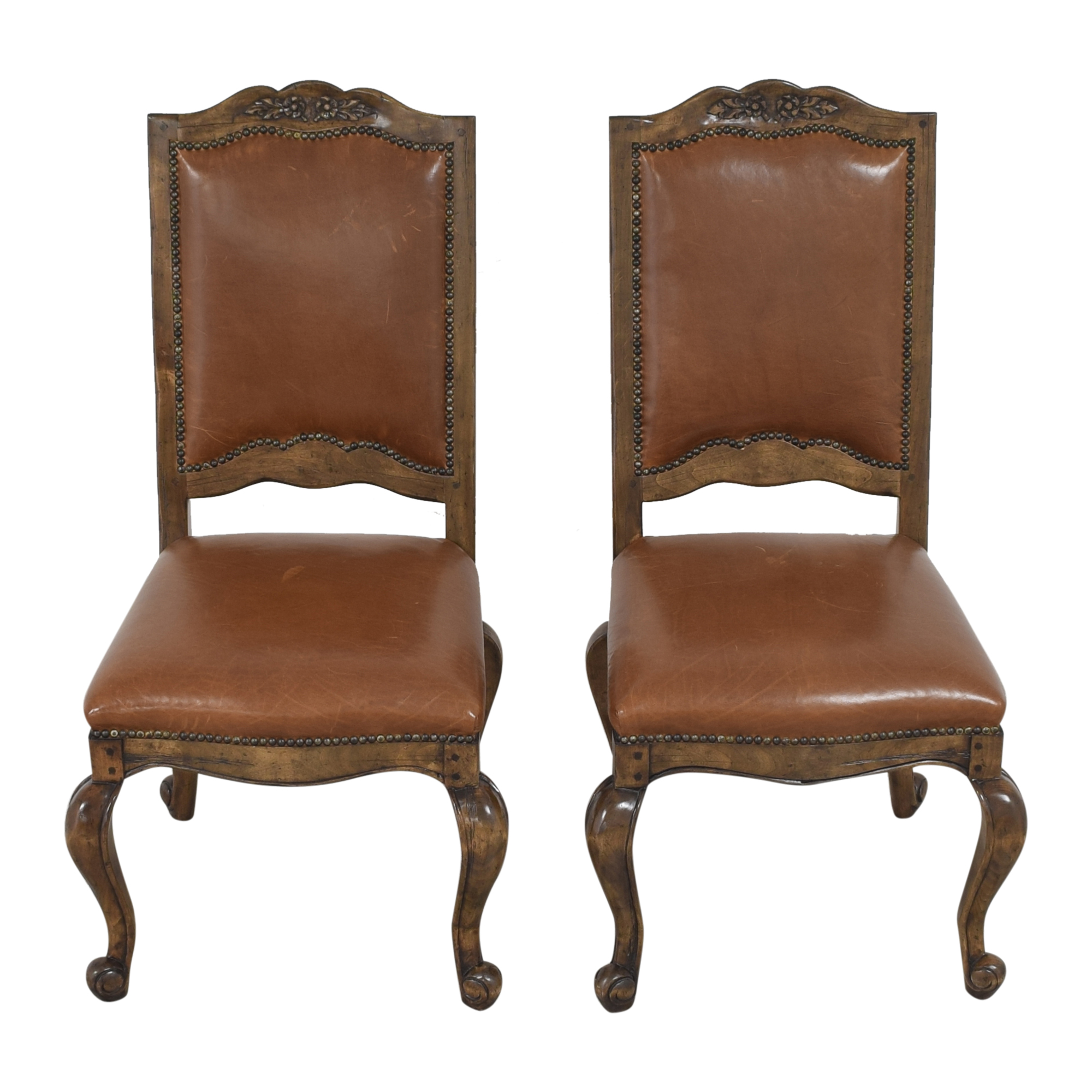 Cabriole Dining Chairs multi