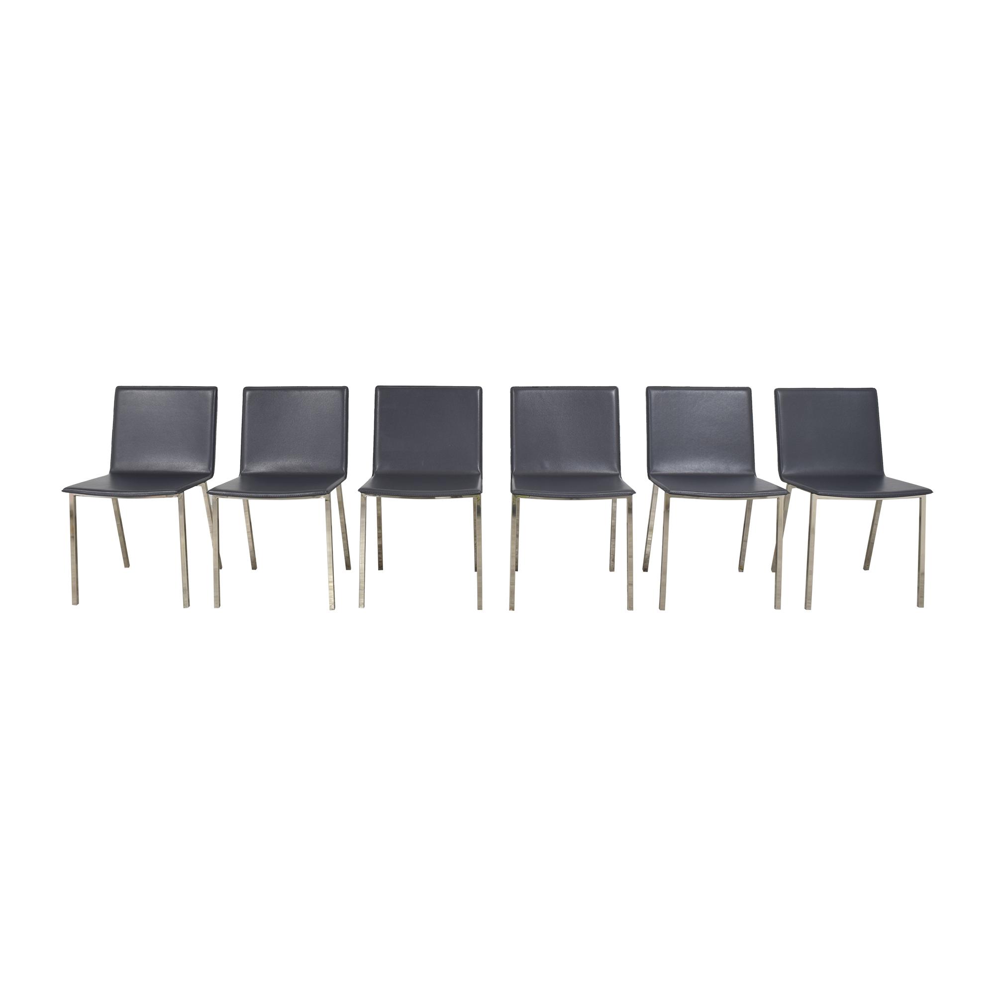CB2 CB2 Phoenix Dining Chairs used
