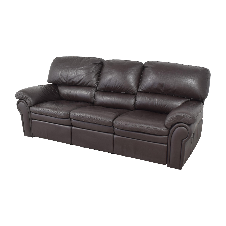 Ethan Allen Ethan Allen Reclining Sofa pa