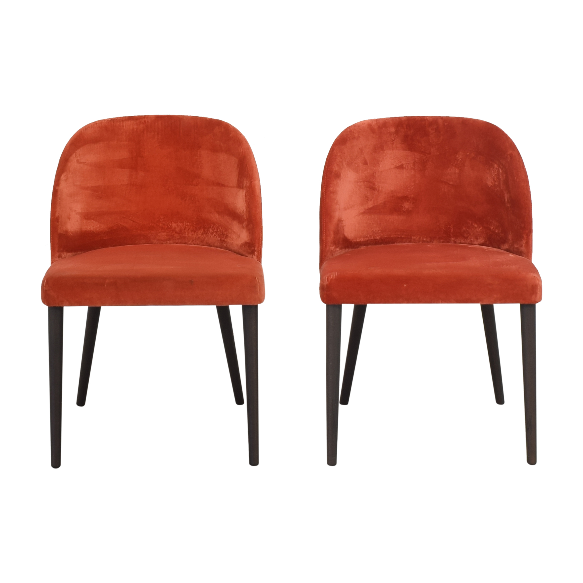 Crate & Barrel Crate & Barrel Camille Dining Chairs Chairs