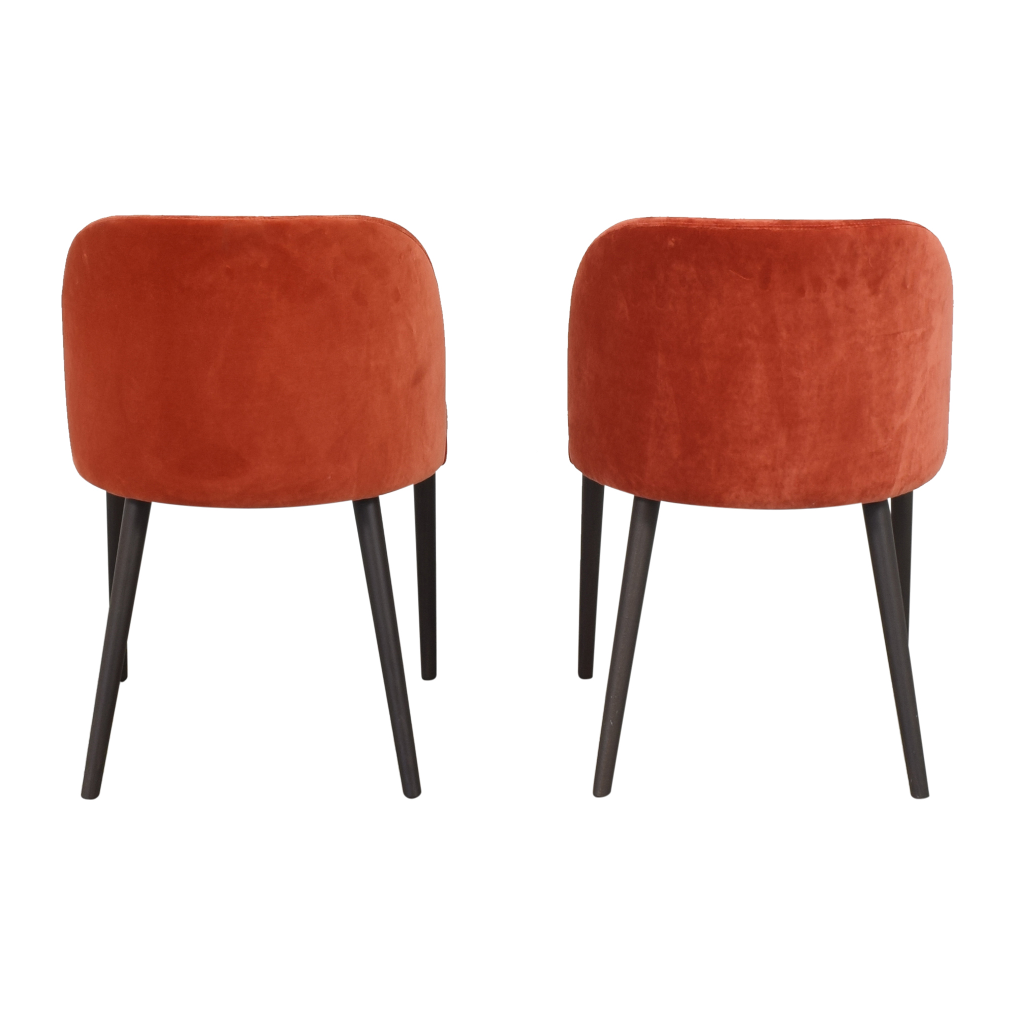 Crate & Barrel Camille Dining Chairs / Chairs