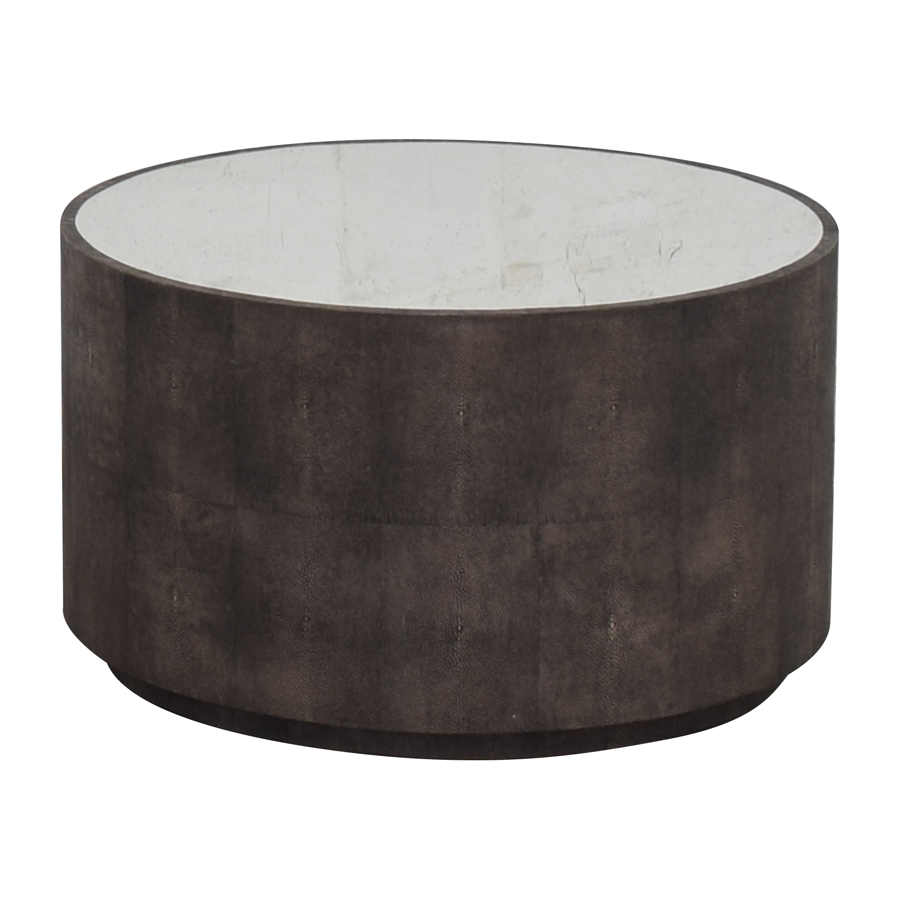 Mecox Gardens Round Coffee Table / Tables