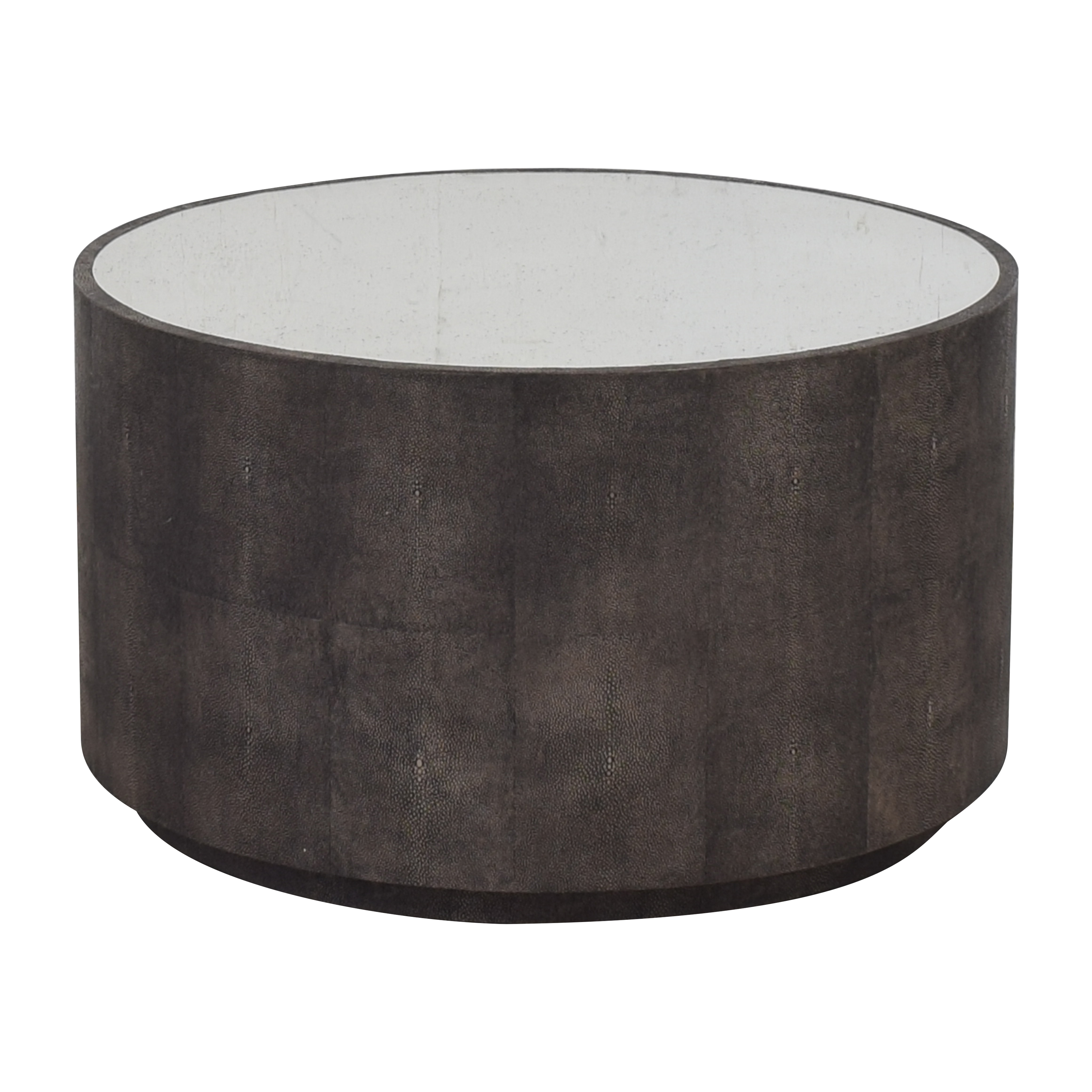 Mecox Gardens Mecox Gardens Round Coffee Table second hand