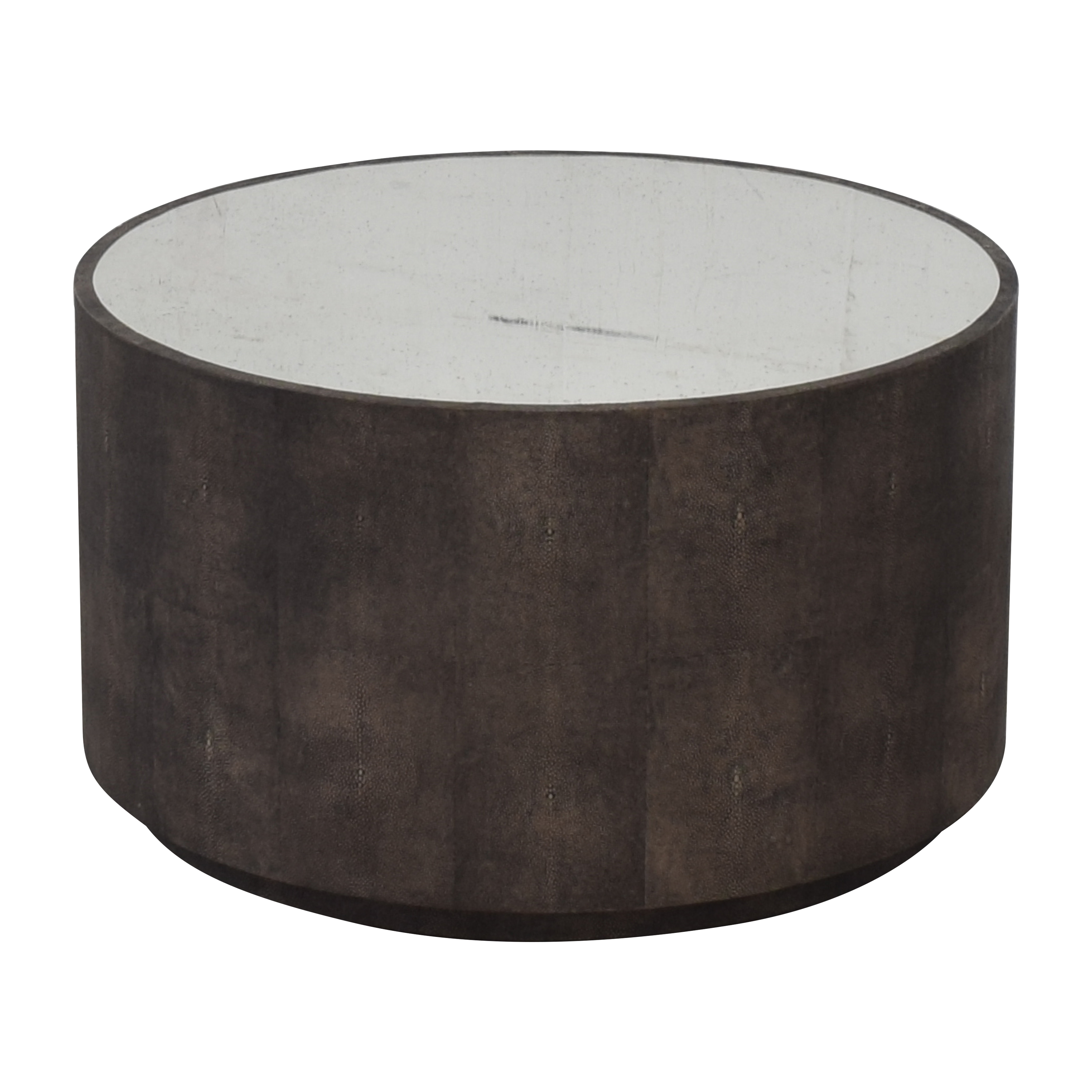 Mecox Gardens Round Coffee Table / Coffee Tables
