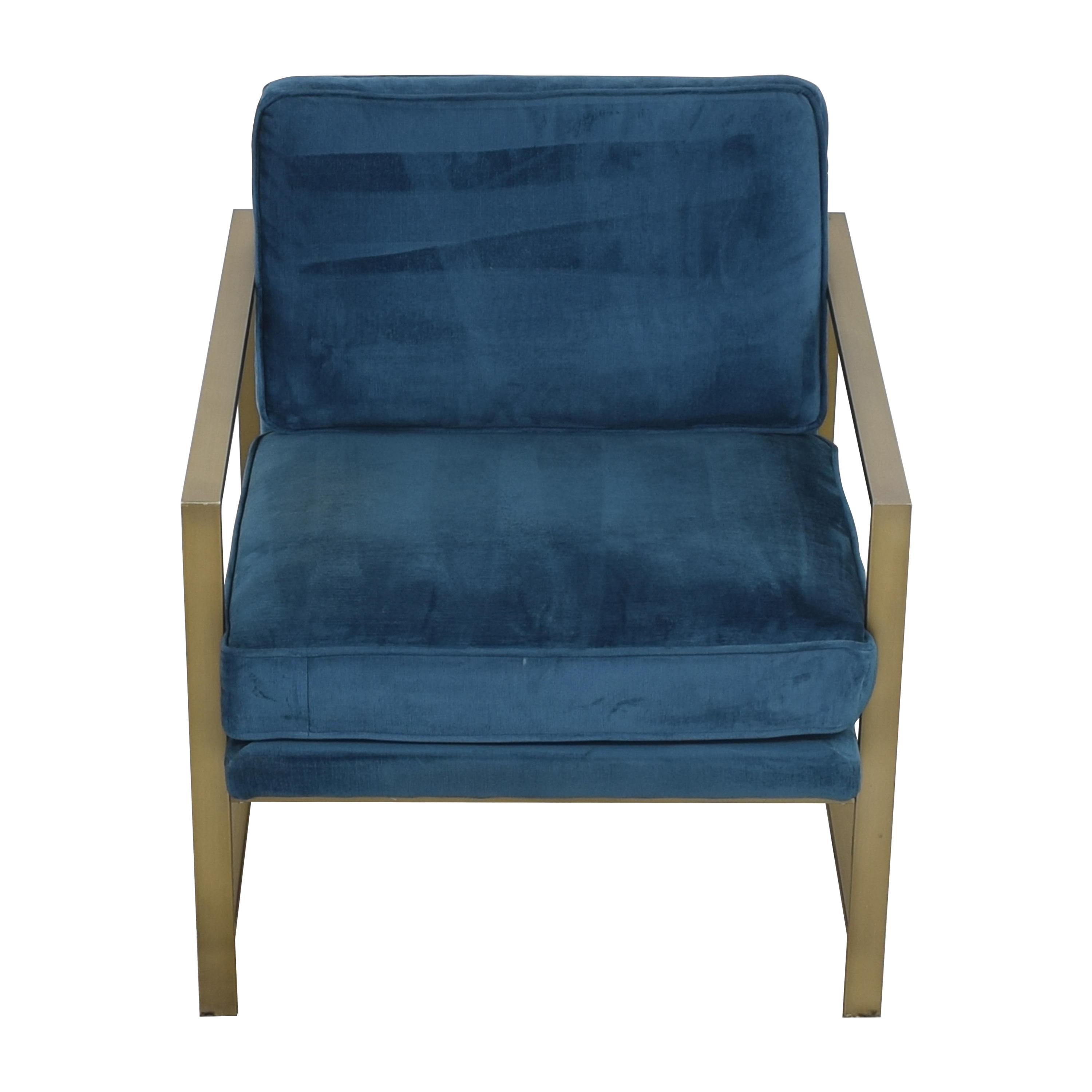 West Elm West Elm Upholstered Chair dimensions