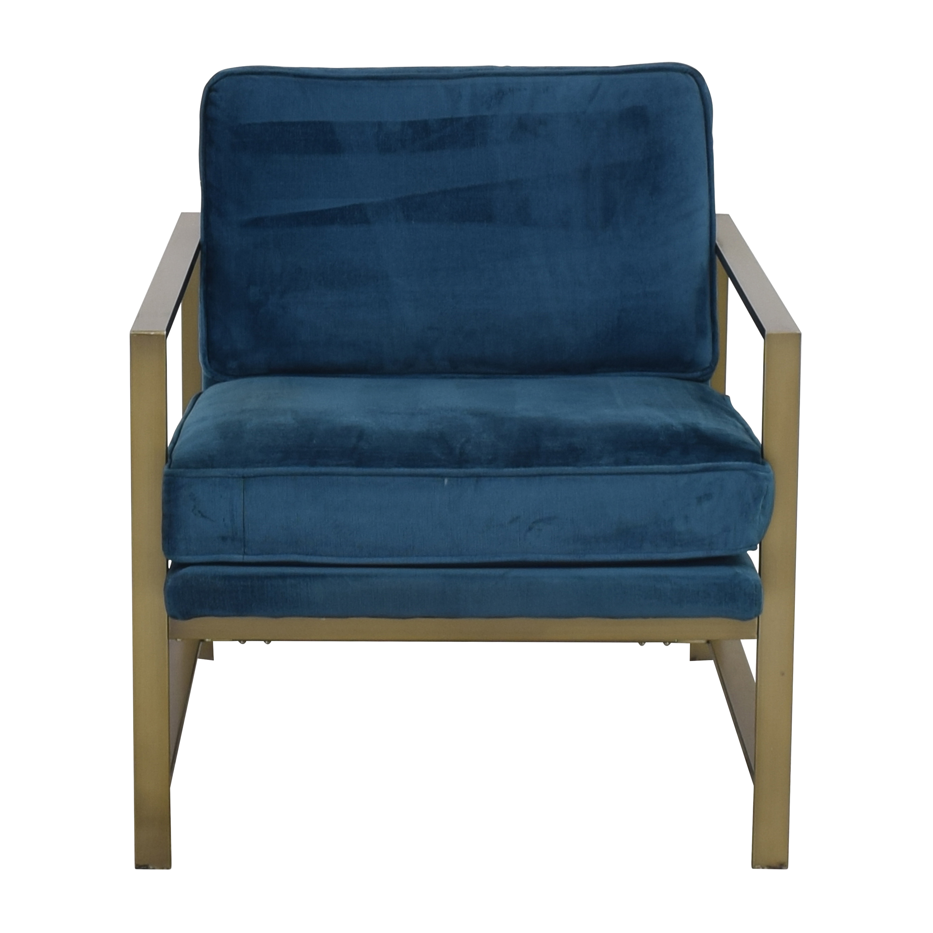 West Elm West Elm Upholstered Chair on sale