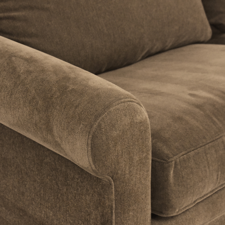 McCreary Modern McCreary Modern Roll Arm Sleeper Sofa ct