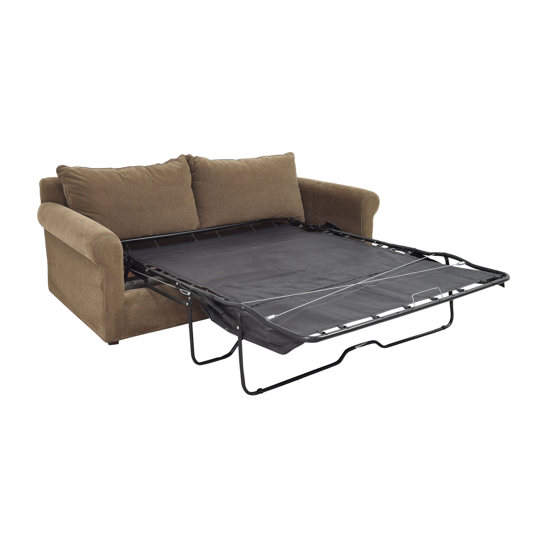 McCreary Modern McCreary Modern Roll Arm Sleeper Sofa ma