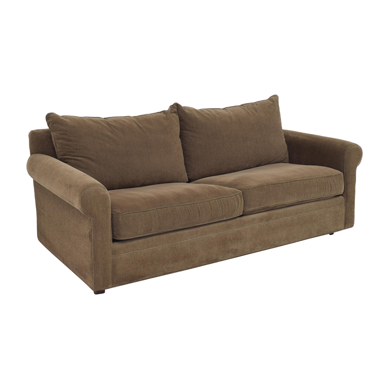 shop McCreary Modern Roll Arm Sleeper Sofa McCreary Modern Sofa Beds