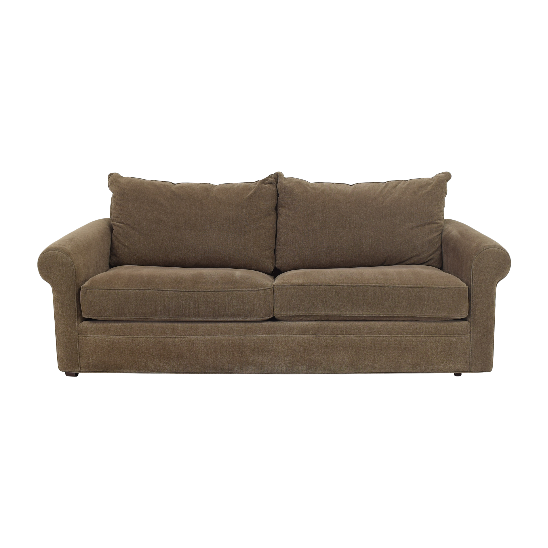 shop McCreary Modern Roll Arm Sleeper Sofa McCreary Modern