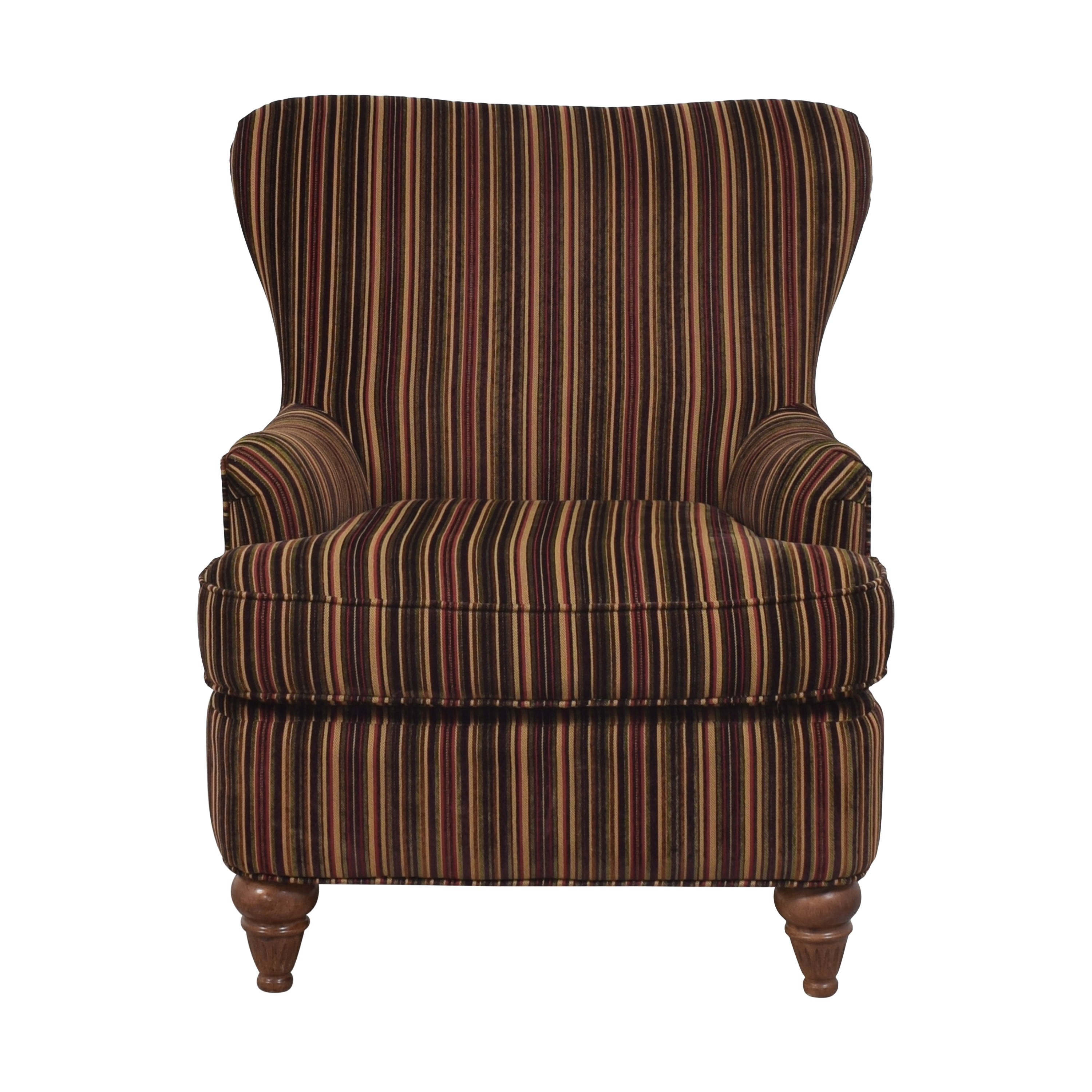 buy Masterfield Furniture Striped Accent Chair Masterfield Furniture Accent Chairs