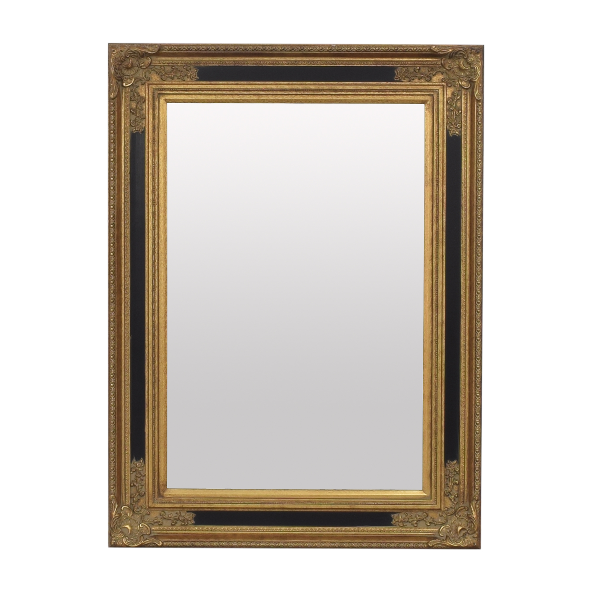 Ornate Framed Wall Mirror sale