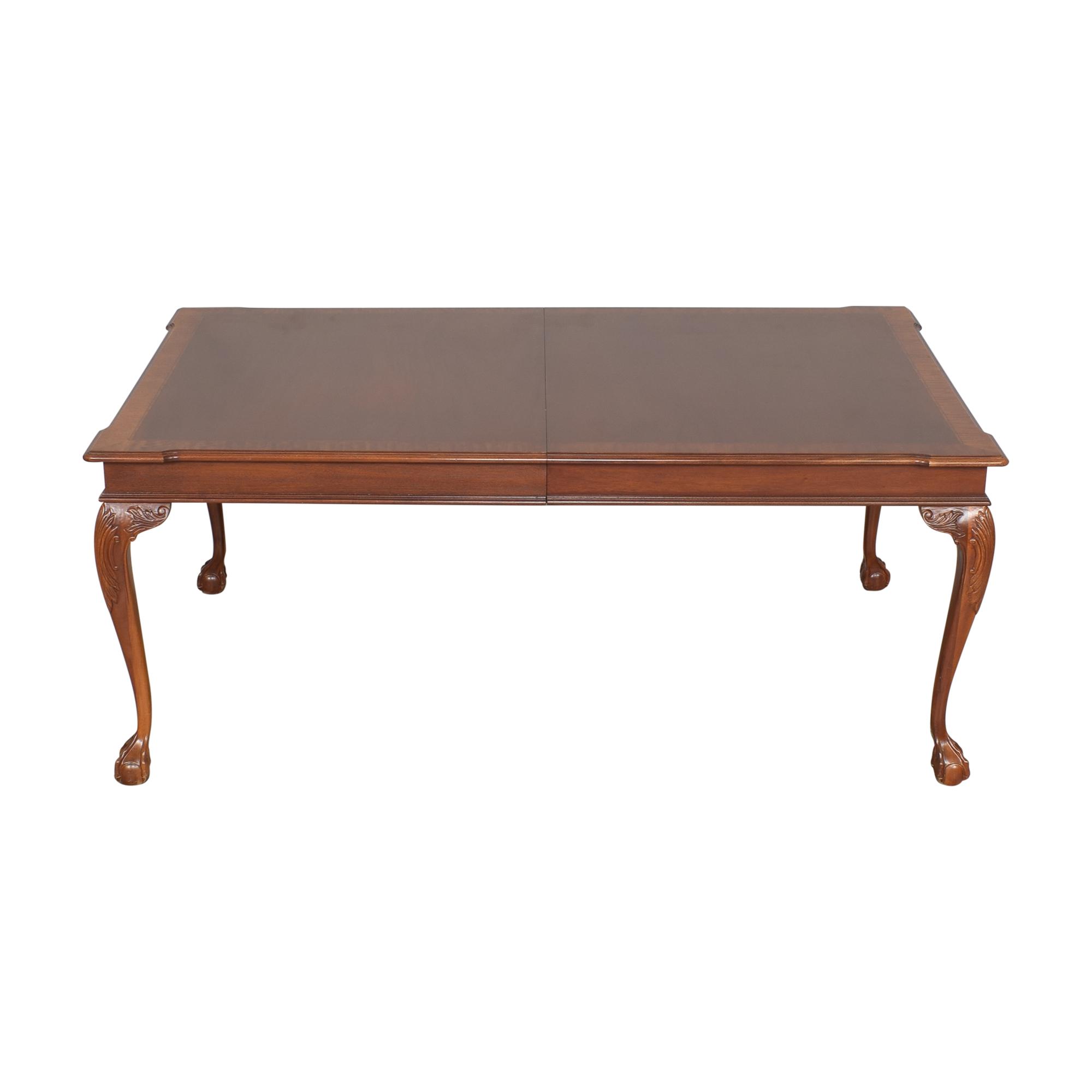 Ethan Allen Ethan Allen Extendable Dining Table on sale