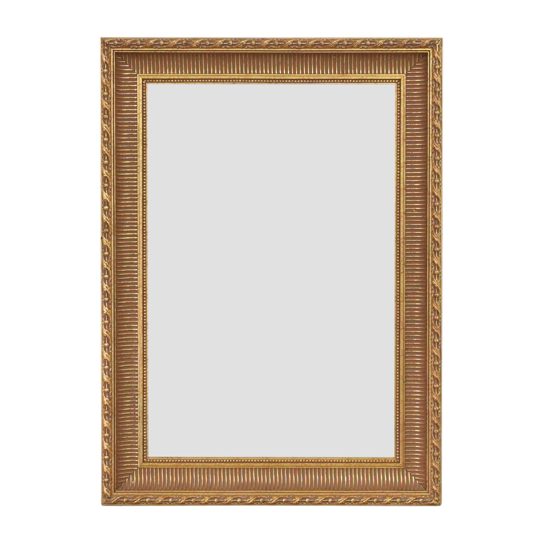 buy Decorative Framed Wall Mirror  Mirrors