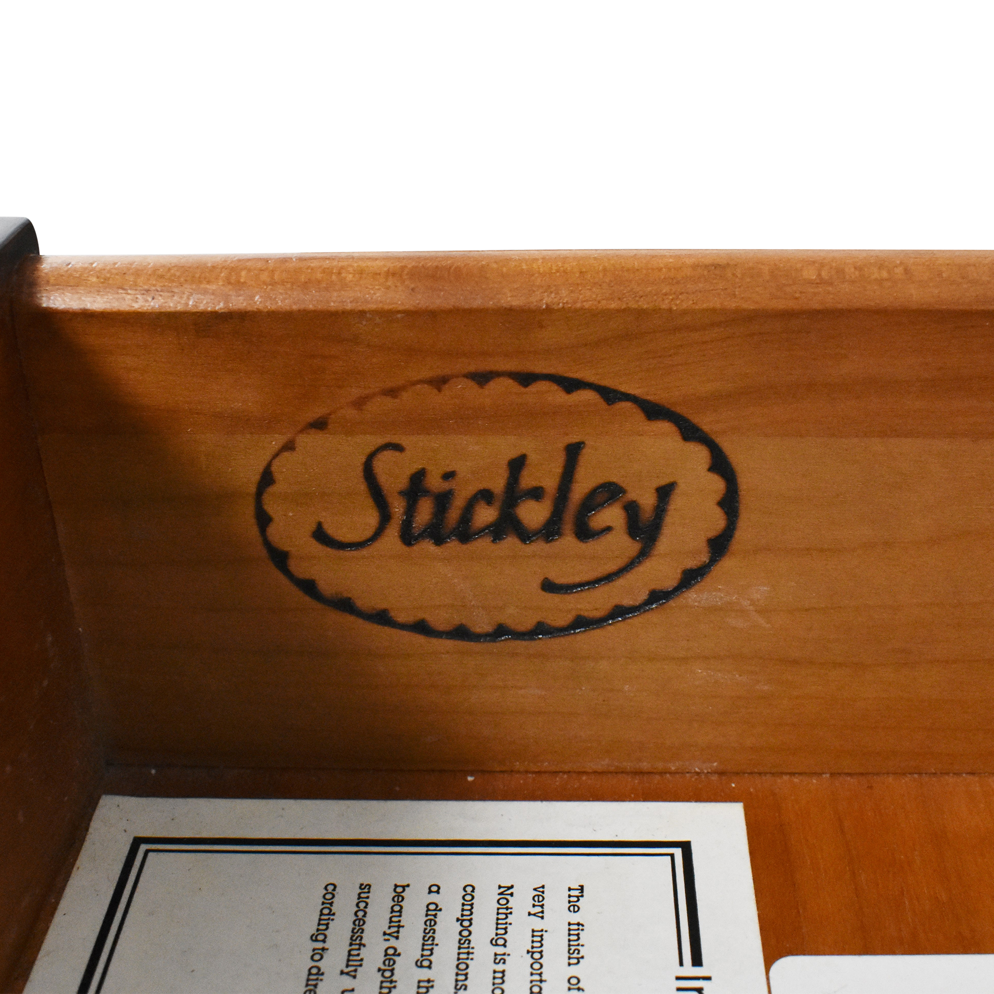 Stickley Furniture Stickley Furniture Nightstands discount