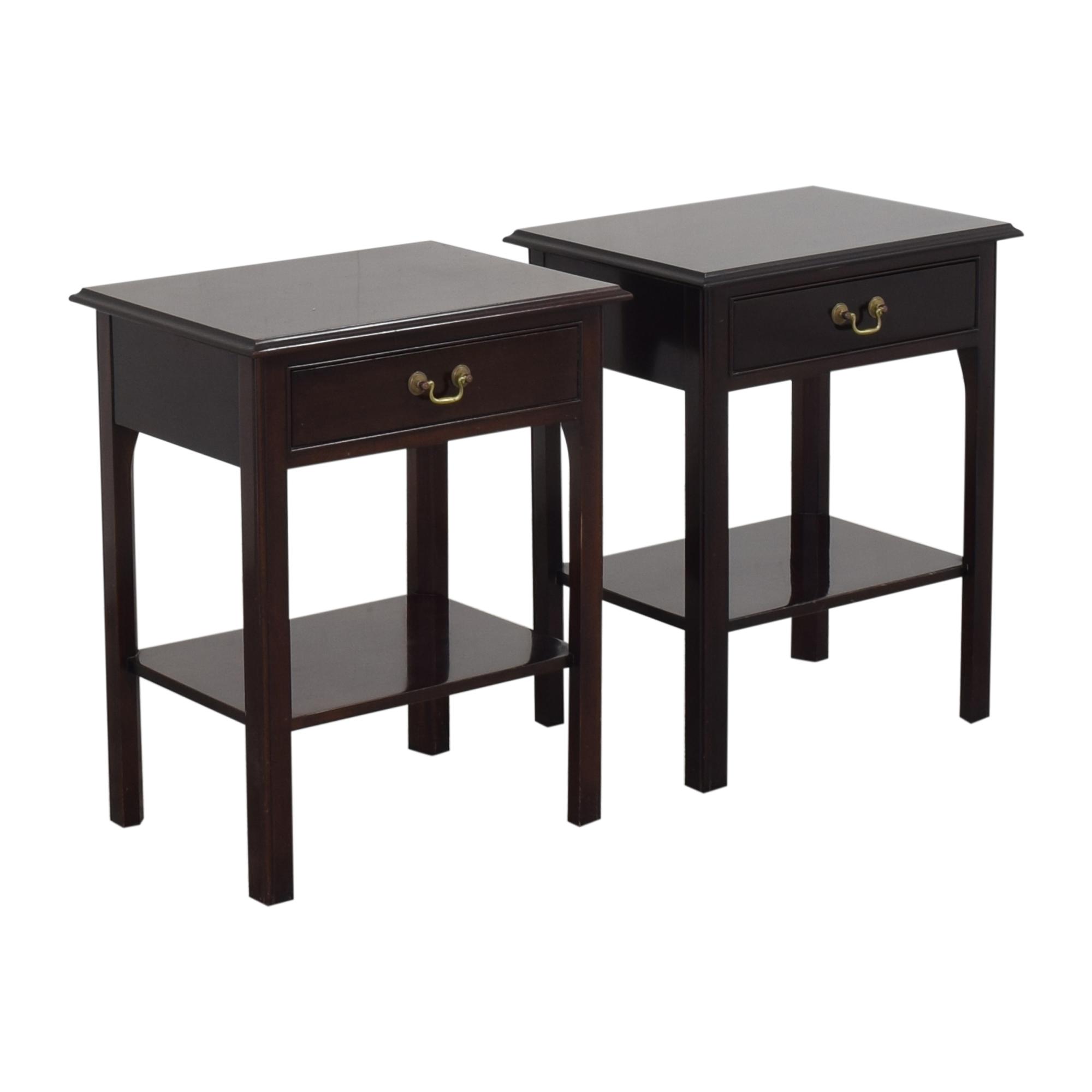 buy Stickley Furniture Nightstands Stickley Furniture