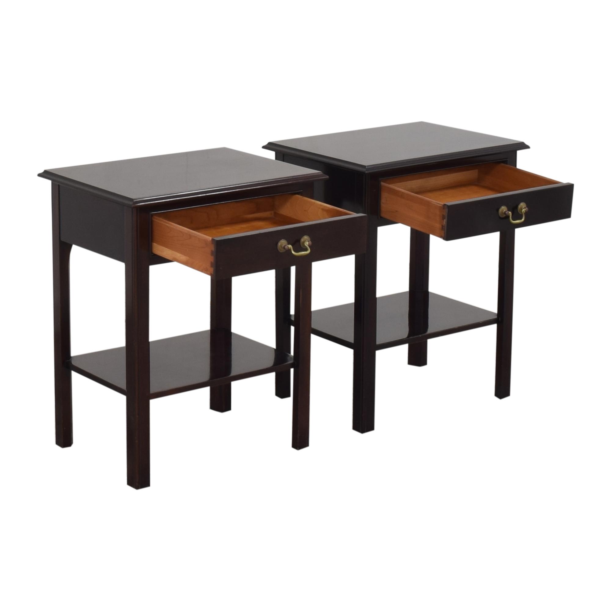 Stickley Furniture Stickley Furniture Nightstands Tables