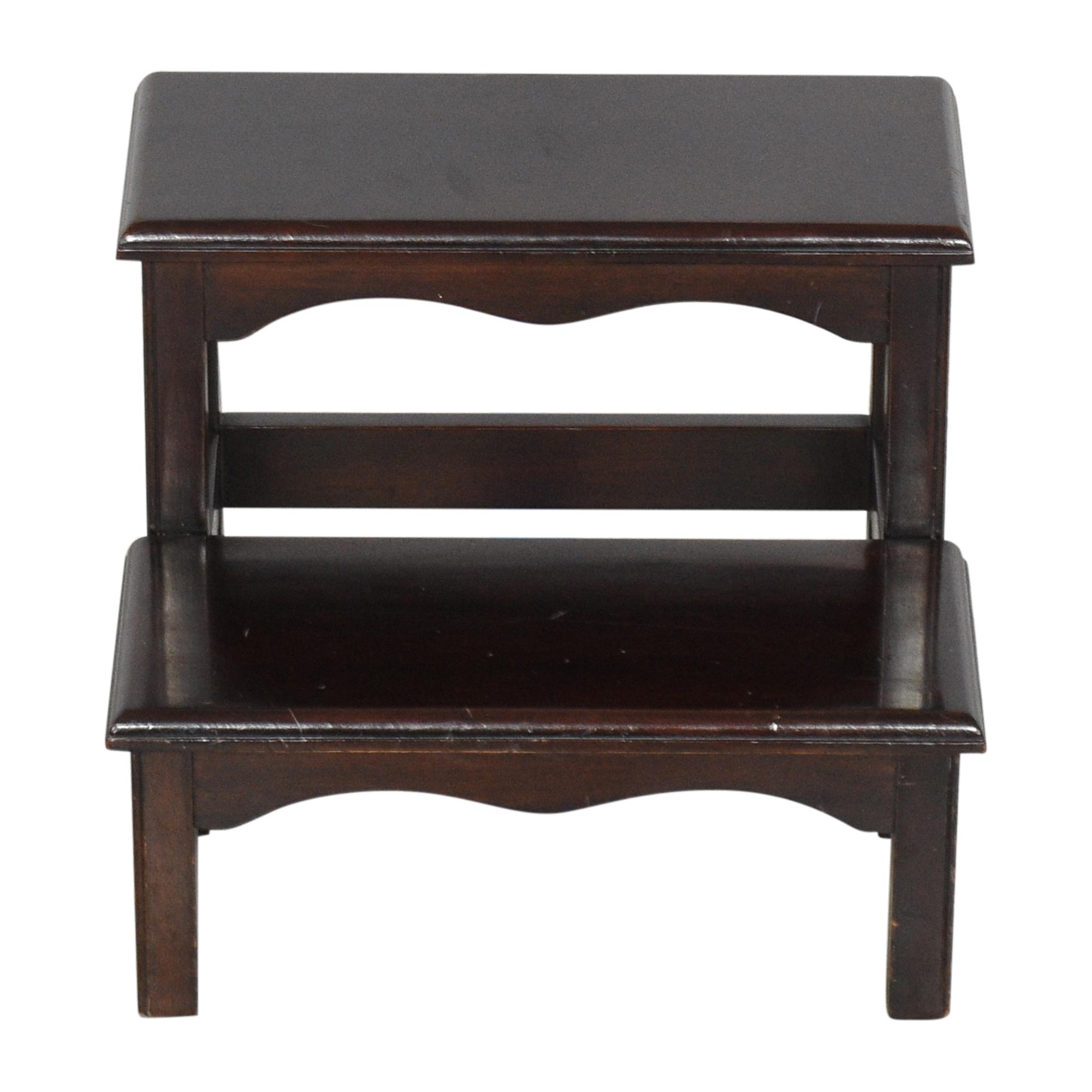 shop Stickley Furniture Stickley Furniture Step Stool online