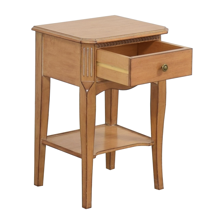 One Drawer Nightstand