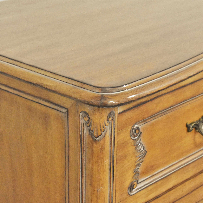 French-Style Triple Dresser sale