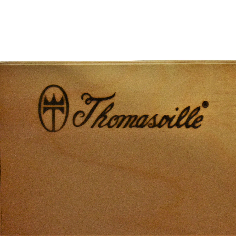shop Thomasville Six Drawer Dresser Thomasville Dressers