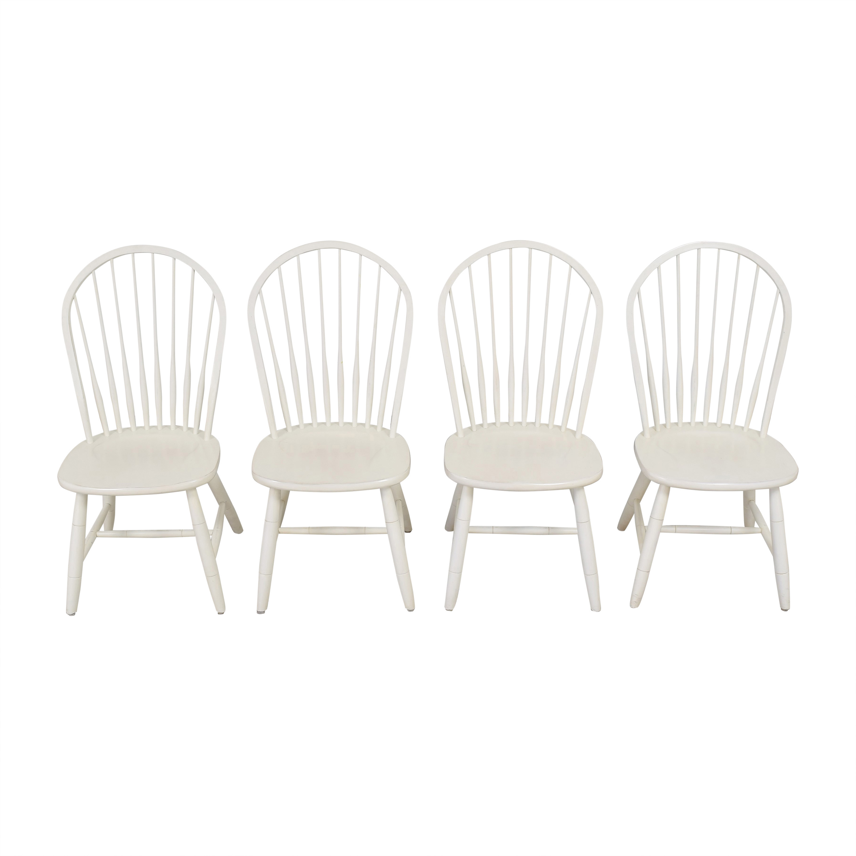 Ethan Allen Ethan Allen Gilbert Dining Side Chairs for sale