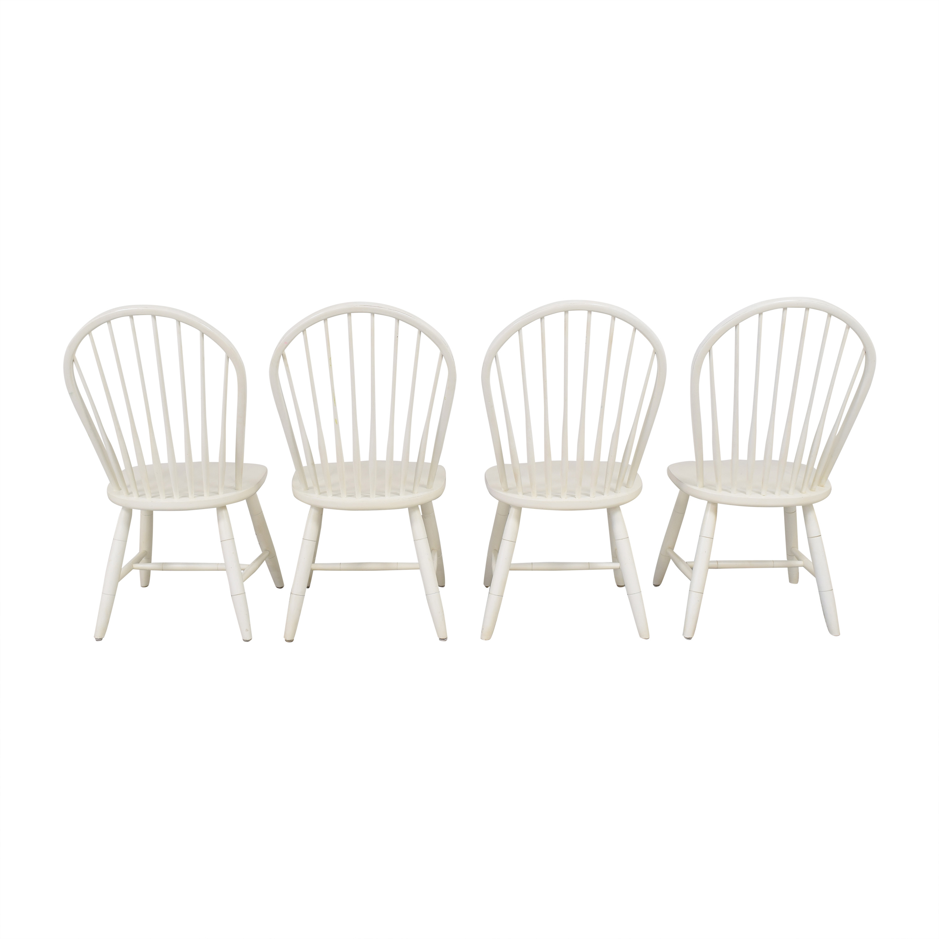 Ethan Allen Gilbert Dining Side Chairs sale