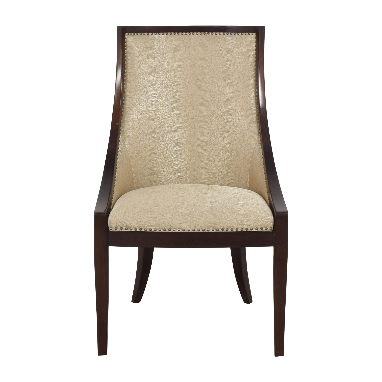 Lexington Furniture Lexington Talbott Upholstered Host Chair for sale