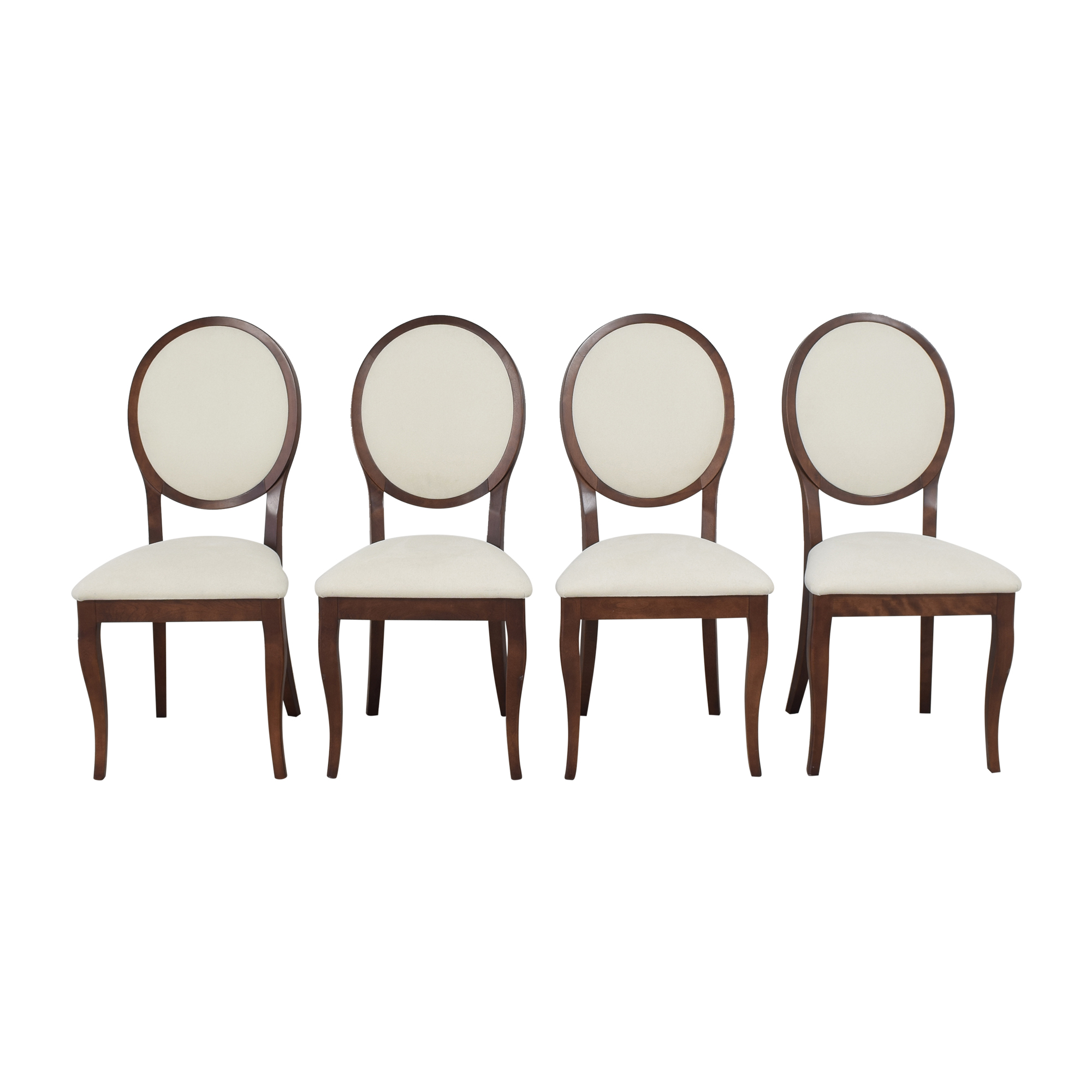 shop Bermex Oval X Back Dining Chairs Bermex Chairs