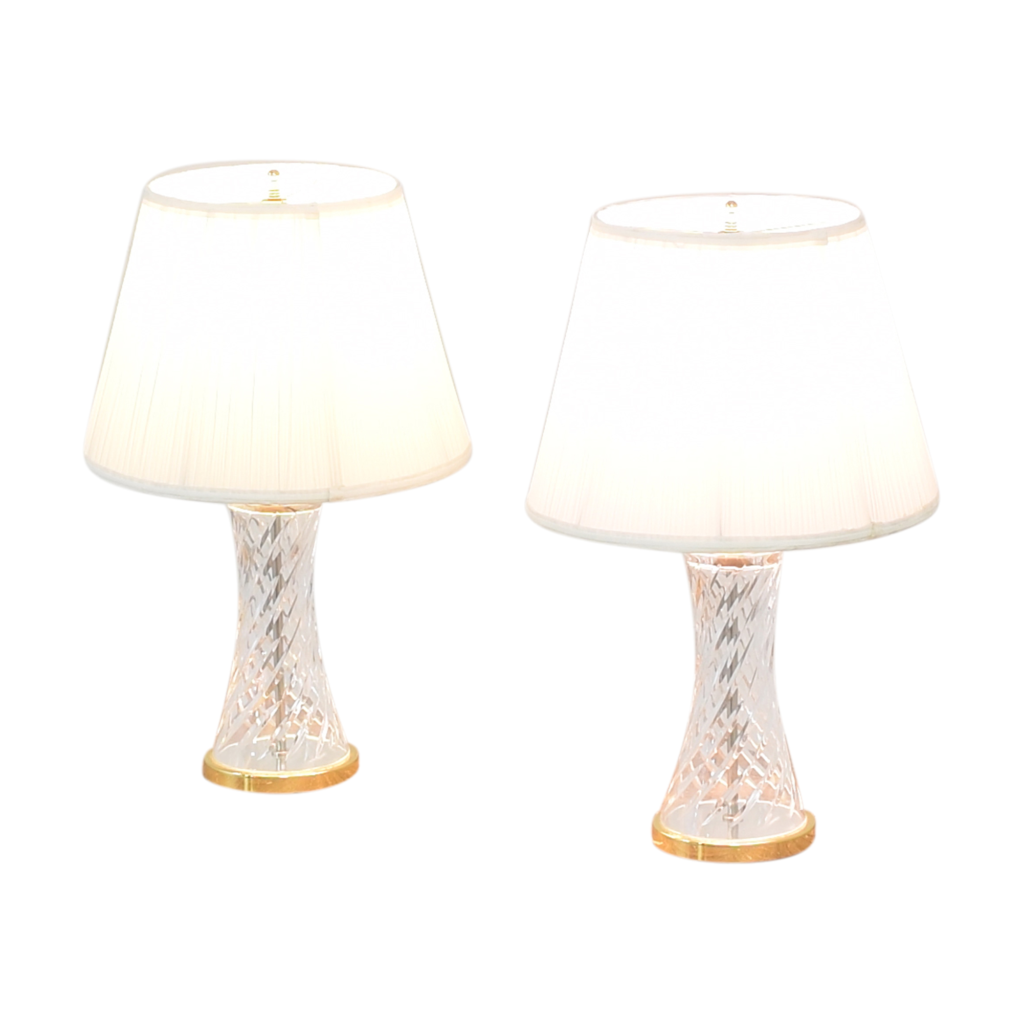 Waterford Table Lamps / Decor